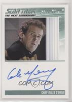 Colm Meaney as Chief Miles O'Brien