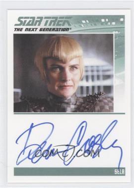 2011 Rittenhouse The Complete Star Trek: The Next Generation Series 1 - Autographs #DECR - Denise Crosby