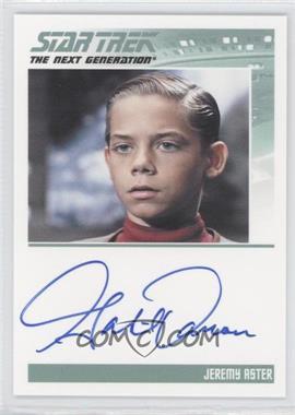 2011 Rittenhouse The Complete Star Trek: The Next Generation Series 1 - Autographs #GADA - Gabriel Damon