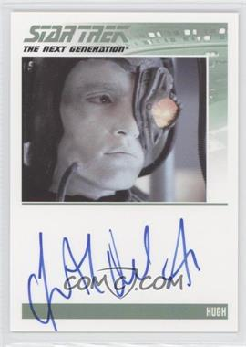 2011 Rittenhouse The Complete Star Trek: The Next Generation Series 1 - Autographs #JODE - Jonathan Del Arco