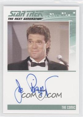 2011 Rittenhouse The Complete Star Trek: The Next Generation Series 1 - Autographs #JOPI - Joe Piscopo