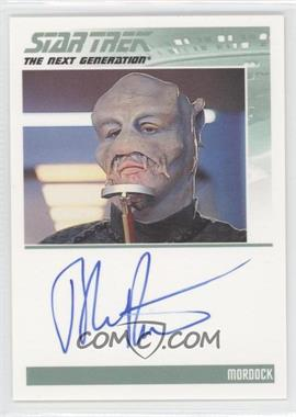 2011 Rittenhouse The Complete Star Trek: The Next Generation Series 1 - Autographs #JOPU - John Putch