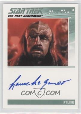 2011 Rittenhouse The Complete Star Trek: The Next Generation Series 1 - Autographs #LALE - Lance Legault