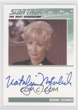 2011 Rittenhouse The Complete Star Trek: The Next Generation Series 1 - Autographs #NANO - Natalija Nogulich