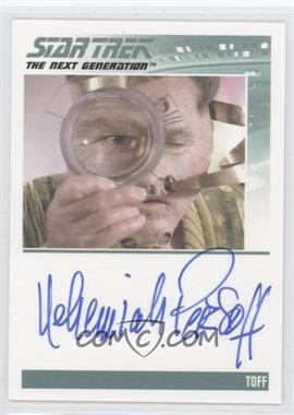 2011 Rittenhouse The Complete Star Trek: The Next Generation Series 1 - Autographs #NEPE - Nehemiah Persoff
