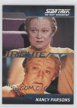 2011 Rittenhouse The Complete Star Trek: The Next Generation Series 1 - Tribute #T15 - Nancy Parsons as Sovereign Marouk