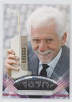 First Handheld Cell Phone