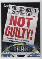 O.J. Simpson Found Not Guilty