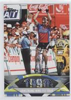 Armstrong Wins 1st Tour (Lance Armstrong)