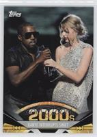Kanye Interrupts Swift
