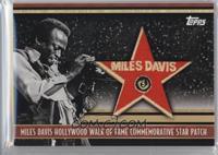 Miles Davis #/50