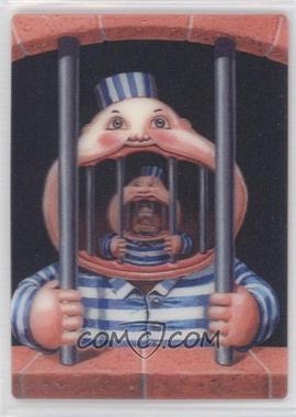2011 Topps Garbage Pail Kids Flashback Series 3 - 3D #4 - Con Vic