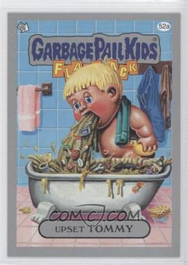 2011 Topps Garbage Pail Kids Flashback Series 3 - [Base] - Silver #52a - Upset Tommy