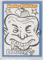 Jeff Zapata (Clunky) #/1