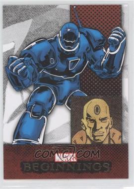 2011 Upper Deck Marvel Beginnings Series 1 - [Base] #164 - Obadiah Stane