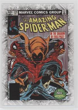 """2011 Upper Deck Marvel Beginnings Series 1 - Breakthrough Issues Comic Covers #B-29 - The Amazing Spider-Man Vol. 1 #238 (""""Shadow of Evils Past!"""")"""