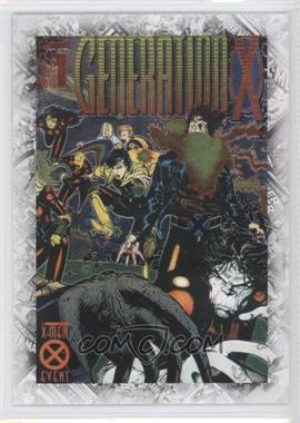 "2011 Upper Deck Marvel Beginnings Series 1 - Breakthrough Issues Comic Covers #B-34 - Generation X #1 (""Third Genesis"")"
