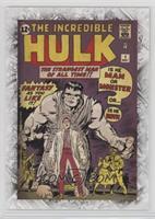 Incredible Hulk Vol. 1 #1 (