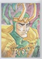 Hanie Mohd (Thor) #/1