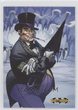 2012-13 Cryptozoic DC Batman: The Legend - [Base] #13 - Penguin