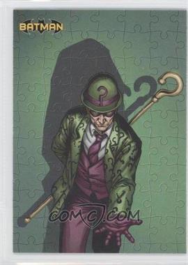 2012-13 Cryptozoic DC Batman: The Legend - [Base] #14 - The Riddler