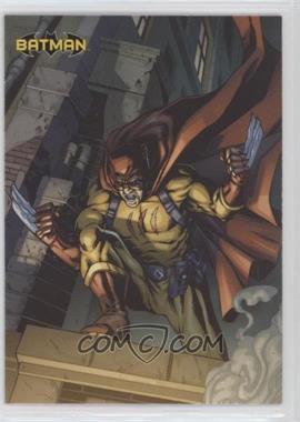 2012-13 Cryptozoic DC Batman: The Legend - [Base] #41 - DC Comics Catman