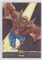 Unknown Artist (Man Bat)