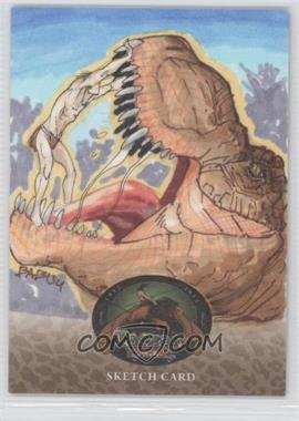 2012 Cryptozoic Tarzan 1912-2012 100th Anniversary - Sketch Cards #N/A - [Missing] /1