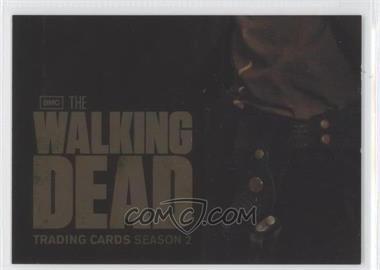 2012 Cryptozoic The Walking Dead Season 2 - Foil Puzzle #N/A - The Walking Dead