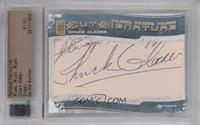 Chuck Glaser /1 [Cut Signature]