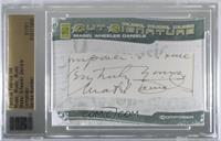 Mabel Wheeler Daniels [Encased] #/1