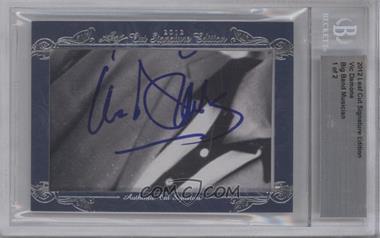 2012 Leaf Cut Signature Edition - [Base] #VIDA - Vic Damone /2 [BGSAUTHENTIC]