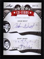 Adam West, Burt Ward #/10