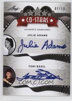 Julie Adams, Toni Basil /10