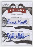 Bernie Kopell, Fred Williamson
