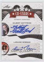 Gilbert Gottfried, Laraine Newman