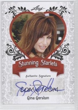 2012 Leaf Pop Century - Stunning Starlets #SS-GG2 - Gina Gershon