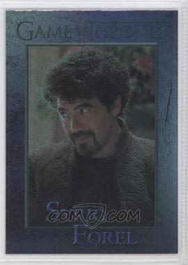 2012 Rittenhouse Game of Thrones Season 1 - [Base] - Foil #42 - Syrio Forel