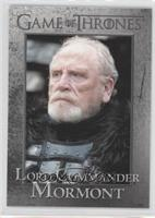 Lord Commander Mormont