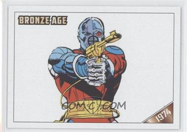 2012 Rittenhouse Marvel Bronze Age - [Base] #31 - Deathlok