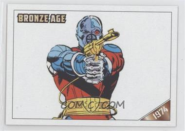 2012 Rittenhouse Marvel Bronze Age - [Base] #31 - Deathlok - Courtesy of COMC.com
