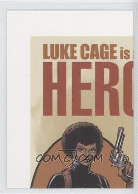 2012 Rittenhouse Marvel Bronze Age - Puzzles #PP1 - Luke Cage, Hero for Hire/Warriors of Kung Fu