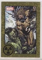 Hulk vs Sentry /75