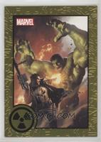Incredible Hulk vs. Punisher /75