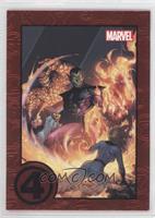 Fantastic Four vs. Super Skrull