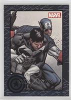 Captain America vs. Punisher