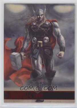 2012 Rittenhouse Marvel Greatest Heroes - [Base] #74 - Thor