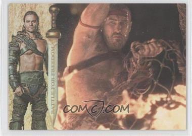 2012 Rittenhouse Spartacus Premium Packs - Battle for Freedom #B4 - [Missing]