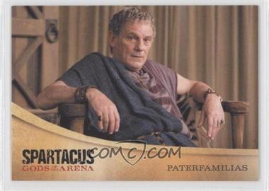 2012 Rittenhouse Spartacus Premium Packs - Gods of the Arena #G7 - [Missing]