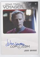 John Savage as Captain Rudy Ransom